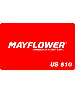 Certificado Mayflower