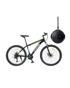 Bicicleta + Parlante Get Moving Aro 29 Negro