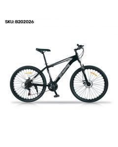 Bicicleta Aro 26 Get Moving EPIC26g Negra