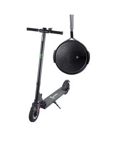 Scooter 2.0 Get Moving Negro + Parlante Bluetooth Waterproof