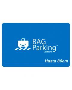 Certificado Bagparking Maleta Mediana