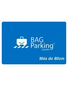 Certificado Bagparking Maleta Grande