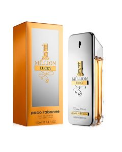 One Million Lucky by Paco Rabanne – 100ml