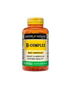 Complejo B - 100 cápsulas de gel