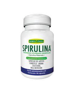Spirulina - 90 cápsulas
