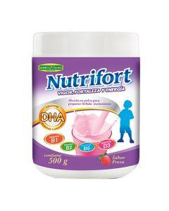 Nutrifort Fresa en polvo 500g
