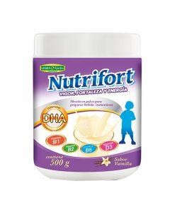 Nutrifort Vainilla en polvo 500g