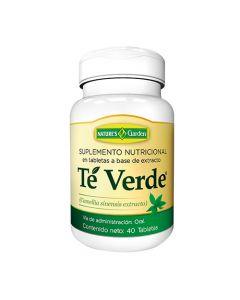 Té Verde - 40 tabletas