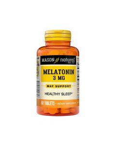 Melatonina 3mg - 60 tabletas