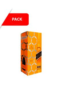Pack Johnnie Black + Veuve Clicquot Brut
