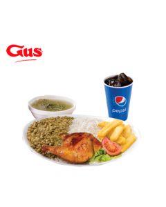 Certificado de Consumo en Pollo Gus - 2 Combos 6
