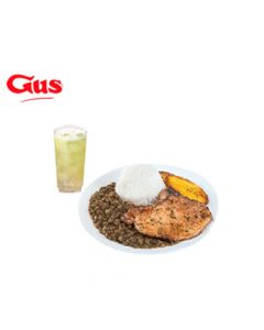 Certificado de Consumo en Pollo Gus - 2 Combos Chuleta
