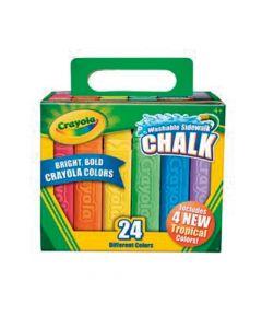Tiza Jumbo Clásica Crayola