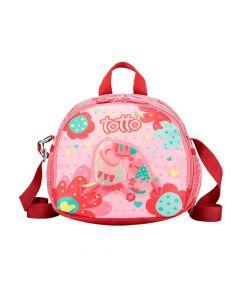 Lonchera Infantil Liry Rosa Totto