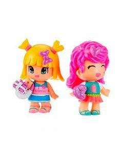 Mini Figura Pinypon Shopping Friends
