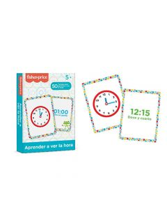 Tarjetas Ver La Hora Fisher-Price