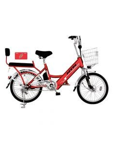 Bicicleta Eléctrica Mtm Pro Bike Roja