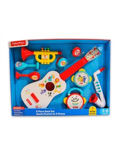 Set musical Fisher-Price