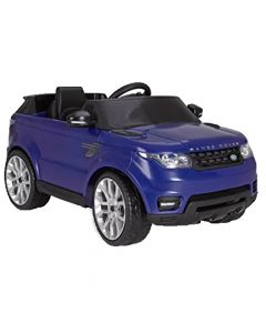 Carro Range Rover Sport Eléctrico Azul