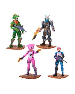 Set de figuras Squad Mode Fortnite