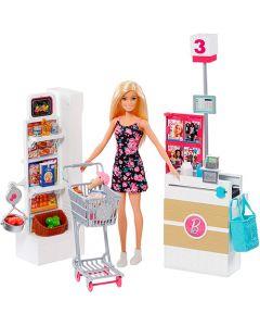 Barbie supermercado