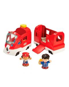 Tren de pasajeros Little People Fisher-Price