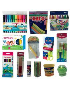 Kit Utiles Escolares Preescolar