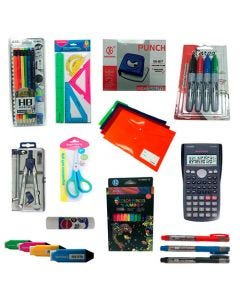 Kit Utiles Escolares Secundaria
